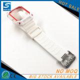 Cinturino di gomma Shockproof 2 In1 con il blocco per grafici per la vigilanza del Apple