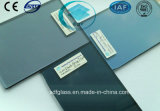 Dunkles Grey Float Glass mit CER-ISO (4 BIS 10mm)