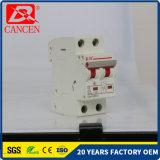 6ka hoog Brekend Direct Ce Aangepaste RoHS CCC Goedgekeurde TUV UL van de Fabriek 1A-63A 1p-4p van het Type MCB van Capaciteit L7 is de Aanvaardbare Volledige Rol van het Koper, Zilveren Contact MCB