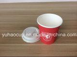 Красный бумажный стаканчик, бумажный стаканчик Yh-L140 празднества