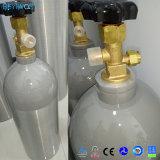 DOT3al de Cilinder van Co2 van het Aluminium voor het Gebruik van het Bier van de Drank van de Markt van Brazilië