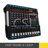 Contrôleur de karaoké Audio DJ Mixer avec Bluetooth et USB