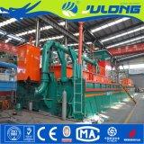 Julong beweglicher Fluss-Sand-Scherblock-Absaugung-Bagger mit niedrigem Preis