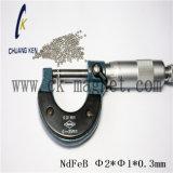 Ck-234 NdFeB Magnet-Grad Φ 2*Φ 1*0.3mm