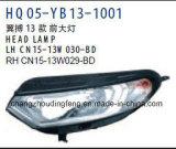 Kuga Ecosport 2013년을%s 자동 램프 고품질 헤드 램프. Cn15 13W030 Bd/Cn15 13W029 Bd