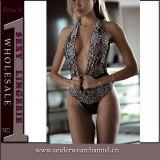 Ropa interior atractiva del peluche del cordón de 2017 mujeres del nuevo estilo (TFQQ1120)