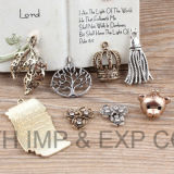Collana di fabbricazione Pendant Handmade degli accessori del foglio d'argento dei monili DIY di modo