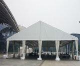 Barraca desobstruída controlada do armazém do famoso do armazenamento da estrutura da extensão do clima para Soltution industrial