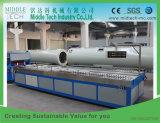 Extrusion d'extrudeuse de profil de liaison de jonction de conduit de câble électrique de PVC de plastique faisant la machine