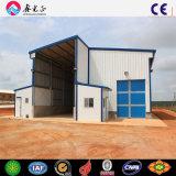 El bastidor de acero Pre-Fabricated Almacén