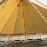 Glamping Segeltuch-Zelt-Luxushotel-Baumwollsegeltuch-wasserdichtes Zelt