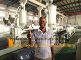 Máquina plástica de la protuberancia del tubo del abastecimiento de agua del PVC del buen funcionamiento para la venta