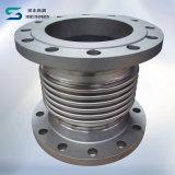Нержавеющая сталь ISO служила фланцем соединение расширения Bellow