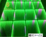 Abismo espejo LED 3D de pista de baile de discoteca discoteca escenario