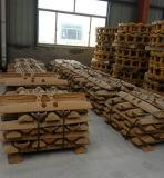 [كومتسو] [بك120] [بك200] [بك300] حفارة جرّار تسوية أثر حذاء فولاذ أثر كتلة لوحة