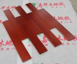 ISO9001証明のMoistureproof木製のフロアーリング
