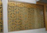 Het decoratieve Comités Geperforeerde Blad van het Aluminium voor de Bouw van Decoratie