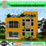 벽돌 집 대신에 빠른 건축 건축재료 조립식 집