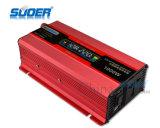 LCD 디스플레이 (SDB-1000A)를 가진 교류 전원 변환장치에 Suoer 12V 1000W DC