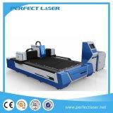 500W Machine de Om metaal te snijden van de Laser van de vezel voor het Messing van het Aluminium van het Roestvrij staal