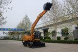 Excavador de la rueda Htl120-9