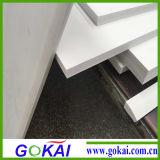 Schede libera della gomma piuma di Gokai strato Anti-UV del PVC di bianco 40 x 60