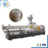 HDPE/PE/PP/PA/ABS 플라스틱 쌍둥이 나사 압출기 작은 알모양으로 하기 선 제조