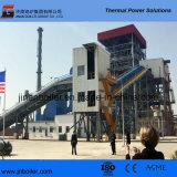 발전소 기업을%s ASME/Ce/ISO 170t/H CFB Boimass 보일러
