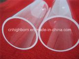 高品質の大きい直径のゆとりの水晶管