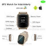 GPS+Lbs+WiFi intelligente GPS Verfolger-Uhr für Kinder/ältere Personen/Erwachsene T58