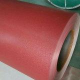 PPGI 0,45mm bobina de aço galvanizado revestido de cor com o Vermelho
