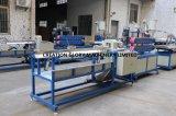 Matériel de production en plastique à haute production d'extrusion de profil de haute précision
