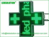 50x50см P10 для использования вне помещений одного цвета креста светодиодный дисплей подписать