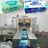 Pañuelo de papel de tejido de la máquina de embalaje