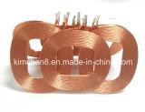 Bobinas sem fio do carregador 3 do fio 0.08*105p de A13 Litz para o carregador sem fio