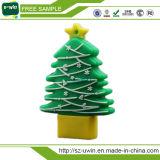 Bastone istantaneo del USB dei regali promozionali dell'albero di Natale