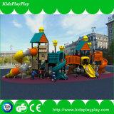 Heißes verkaufenkind-Spiel-gesetztes Plastikim freienspielplatz-Gerät (KP13-113)