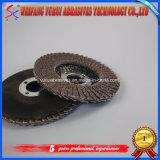 Fabricante de China la tapa de disco abrasivo de metal y madera