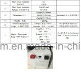 Pacchetto della batteria del fosfato del ferro del litio del fornitore 24V100ah di iso con il lato di BMS