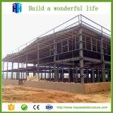 Alameda de compras prefabricada de la casa de la estructura de acero del acero ligero