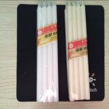 Witte Kaarsen van de Verkoop van de Fabriek van de Kaars van China de Hete aan Nigeria
