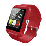 Smart Wear Bluetooth Smart Watch com pedômetro e Altitude para Samsung e Apple