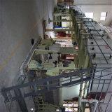 На заводе крафт-бумаги Linerboard покрытие машины