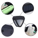 Indicatori luminosi fissati al muro esterni di obbligazione degli indicatori luminosi solari