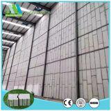 El panel de pared compuesto de emparedado de la instalación fácil EPS del aislante sano
