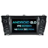 Witson oito core Android Market 8.0 aluguer de DVD para a Toyota Corolla 2014 4G ROM Ecrã Táctil 1080P 32GB ROM ecrã IPS
