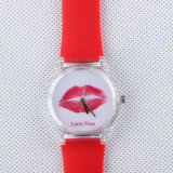 Spitzenverkaufs-Form-Charme-Armband-Armbanduhr (DC-999)