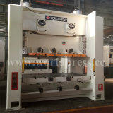 Máquina de perfuração do metal de folha de 630 séries da tonelada Jw36 com embreagem molhada