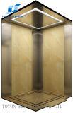 Toyon 6-8 Pessoa Vvvf residencial seguro do elevador de passageiro