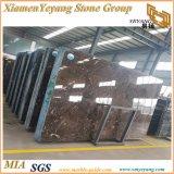 China Dark Emperador laje de mármore e azulejos de mármore marrom/Flooring